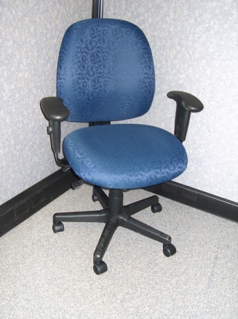EUROTECH MULTIFUNCTION ERGONOMIC CHAIR