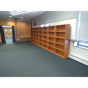 Album: YORK MIDDLE SCHOOL LIBRARY