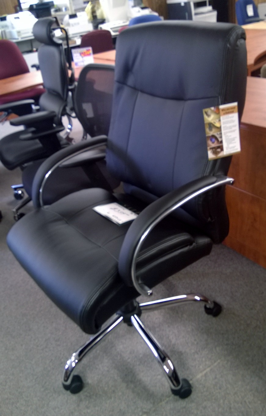 chairs llr 40206fj leather deluxe big tall chair