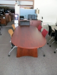 IOF RAPB4296 8FT CONFERENCE TABLE
