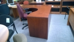 IOF SPWAVE60R DESK - WILD PEAR