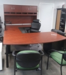 IOF EXECUTIVE DESK WORKSTATION