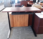 SIS BOKS ELECTRIC HEIGHT 24X48 WORKSTATION