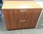 IOF UN3624LF 2-DRAWER LATERAL FILE - CAP. CHERRY