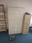 HON685LL 5-DRAWER LATERAL FILE