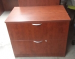 IOF PRE-OWNED 2-DRAWER LATERAL FILE