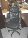 MAYLINE UL230 HIGH BACK LEATHER EXEC. CHAIR