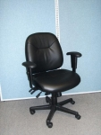 EUROTECH LM59802FJ LEATHER CHAIR