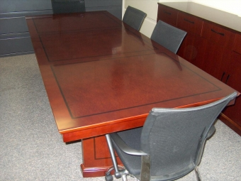 SORRENTO SC8 EXEC. CONFERENCE TABLE