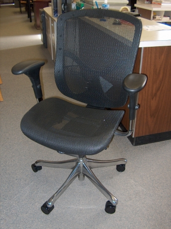 EUROTECH FUZ8LX-LOFJ MESH BACK CHAIR