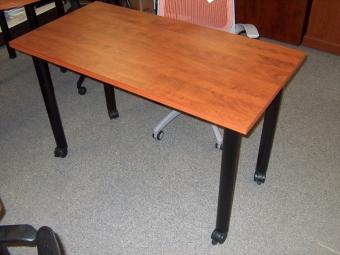 IOF 24X48 MOBILE TABLE - SUMMERFLAME