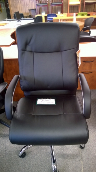 LLR 40206FJ LEATHER DELUXE BIG/TALL CHAIR