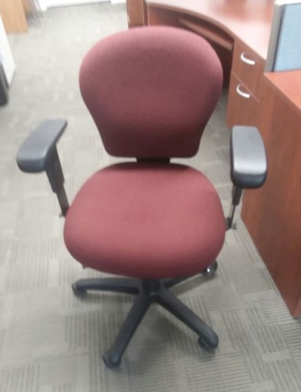 OM PA53 KR200 5539-SFJ CHAIR - WINE