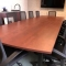 12' ARC END CONFERENCE TABLE (Image 1)