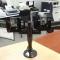 HUMANSCALE MF22B33B12 DBL MONITOR ARM (Image 2)
