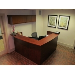 Custom Double Transaction Top Reception Station