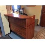 Mini  reception counter