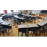 AlphaBetter Desks and chairs