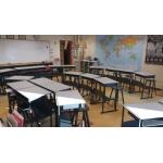 Wells Jr. High Classroom