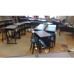 Wells Jr. High Classroom 1