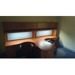 FTO hutch lights and tack boards