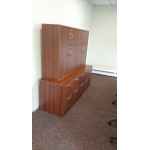 MULTIFUNCTION CREDENZA AND HUTCH