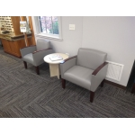 BELMONT OVERISZE SEATING AND IOF END TABLE