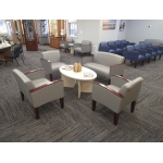BELMONT SEATING WITH IOF COFFEE TABLE